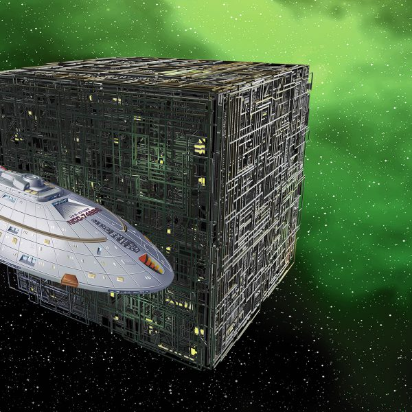 Voyager and the BORG