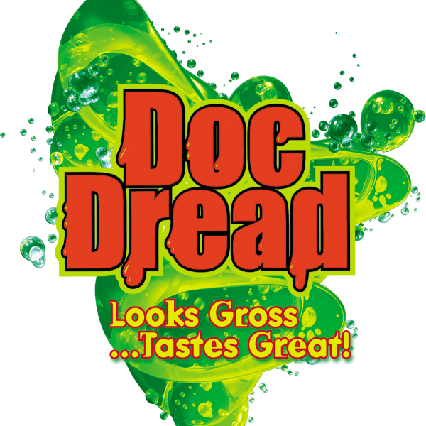 Doc Dread™ Toy properiy logo for Playmates Toys