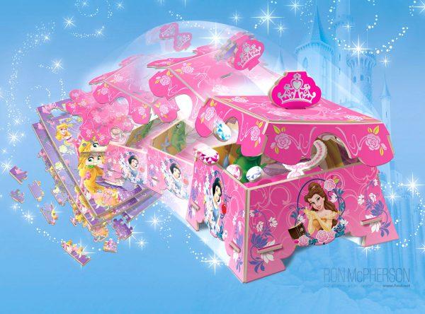 Princess Jewell Chest PuzzleUp