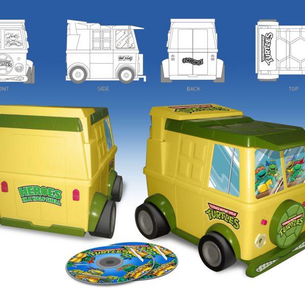 Season 1-10 Collectible packaging concept