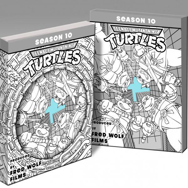 Season 10 packaging Concept
