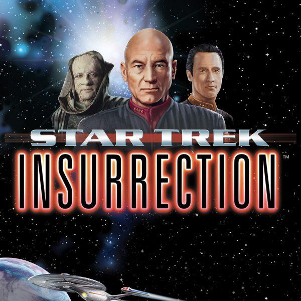 Star Trek Insurrection logo