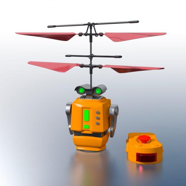 Zibit Aviator Toy